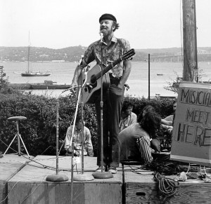 Pete Seeger.Sally Savage