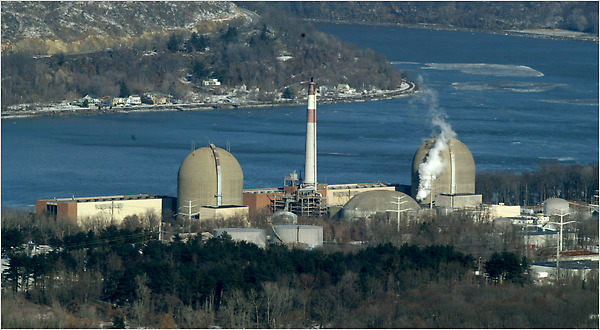 Indian Point Nuclear Power Plan 2016