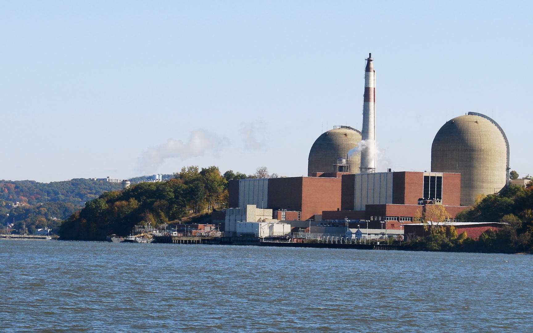 Indian Point Nuclear Power Plant