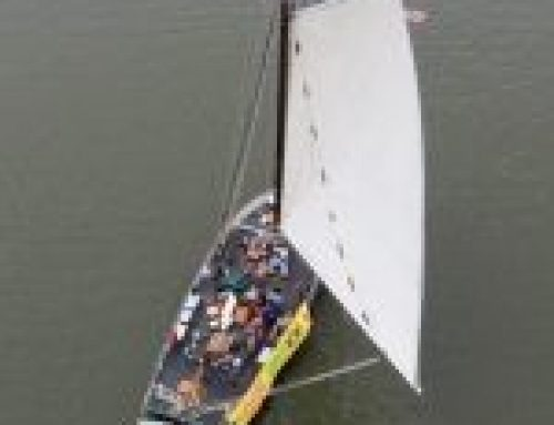 Sloop Clearwater to Set Sail for Renewable Energy in Cold Spring