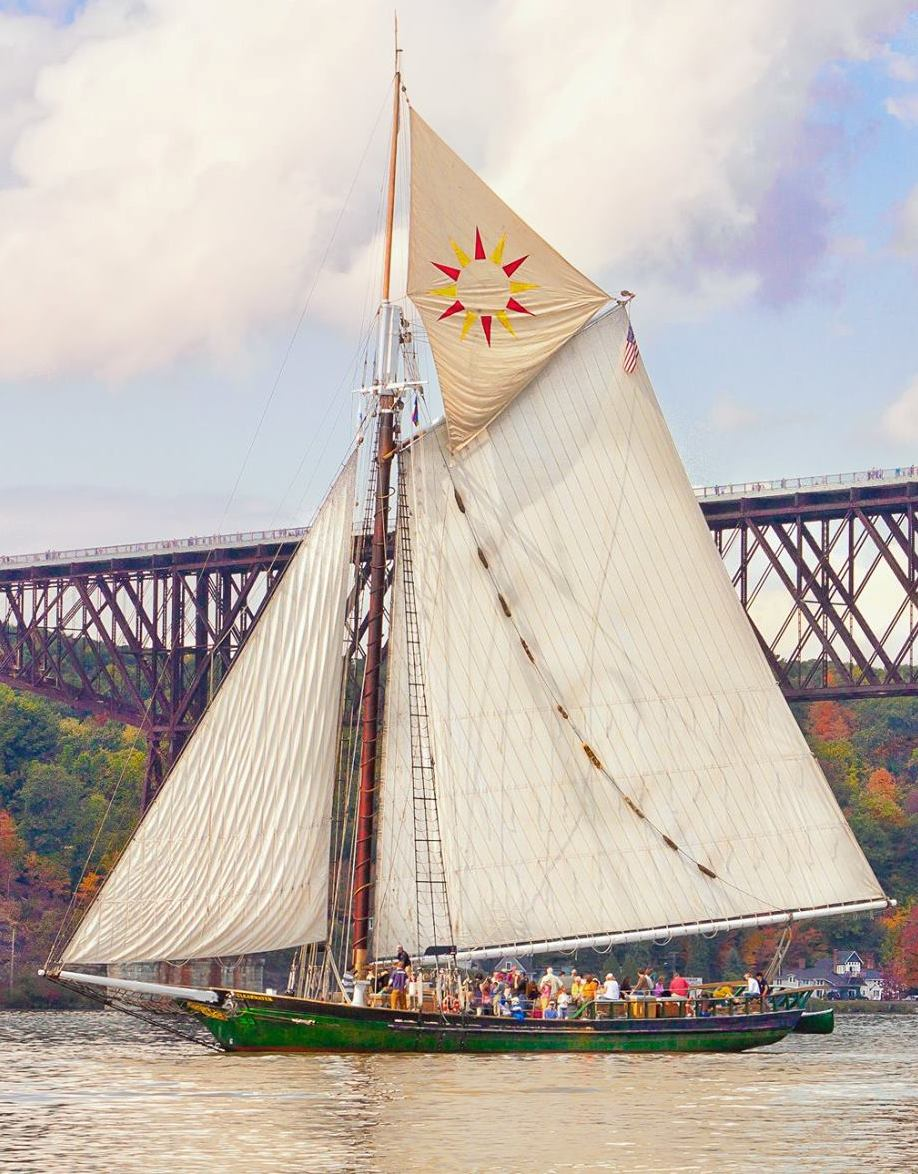 Public Sail from Poughkeepsie @ Waryas Park Fixed Pier