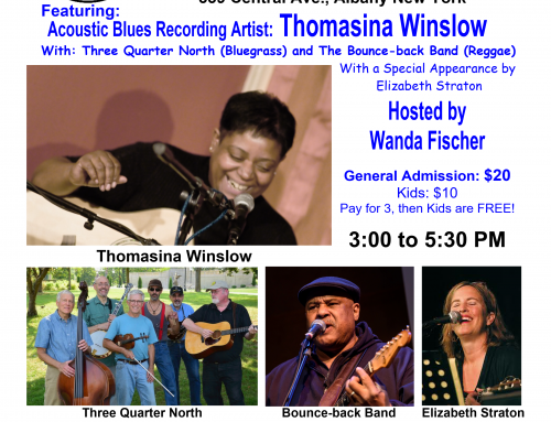 North River Friends of Clearwater 50th / 100th Anniversary Benefit Concert