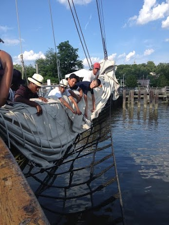 Hudson River Sloop Clearwater - Youth Empowerment Programs