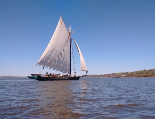 Sloop Clearwater To Raise Sails and Spirits Amid Pandemic