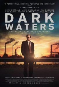Dark Waters Virtual Screening and Panel Discussion
