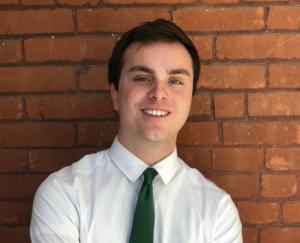 Matt Salton, Environmental Action Associate