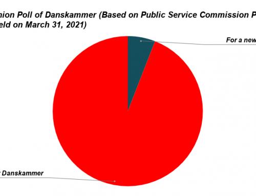 Danskammer Public Hearing's High Turnout