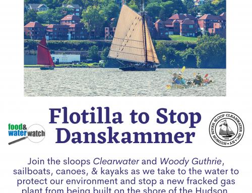 Flotilla to Stop Danskammer