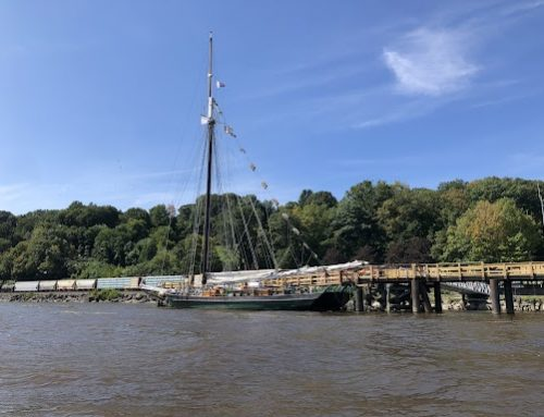Sloop Clearwater to Attend Ribbon Cutting for New Public Pier in  Milton, NY